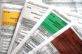 Zeznania podatkowe (PIT) w Pyskowicach