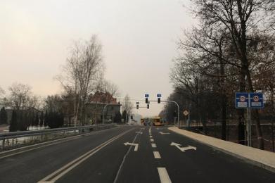 Zakończył się remont skrzyżowania ulic Gliwickiej, Wyzowlenia i Wyszyńskiego