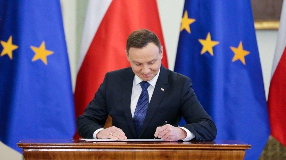 Wybory do Parlamentu Europejskiego 2019 – prezydent Andrzej Duda podał termin