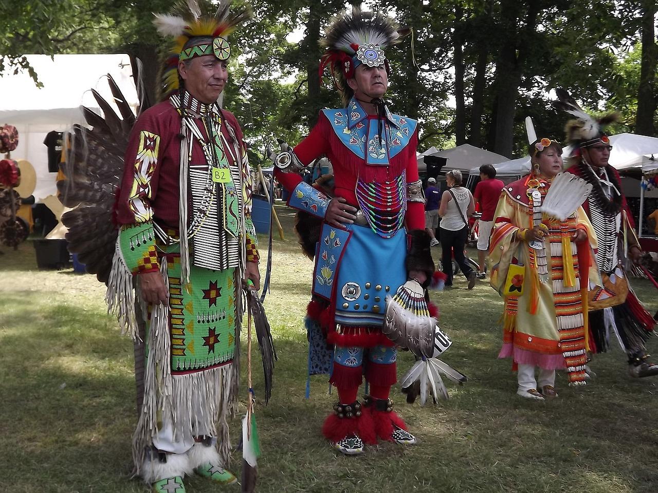 Wieczór z kulturą Indian w ramach cyklu na Kultur rozstajach
