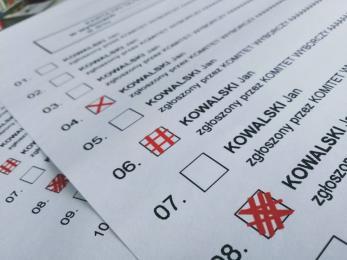 Wybory parlamentarne w Pyskowicach - lista komisji wyborczych, zasady głosowania