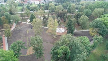 Zakończenie rewitalizacji i uroczyste otwarcie Parku Miejskiego w Pyskowicach