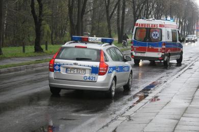 Nieznana przyczyna śmierci 60-letniego mężczyzny w Pyskowicach