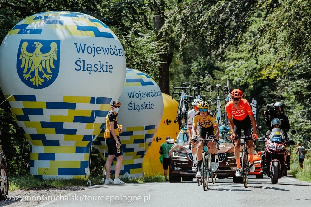 Śląscy policjanci zabezpieczą 78. edycję Tour de Pologne