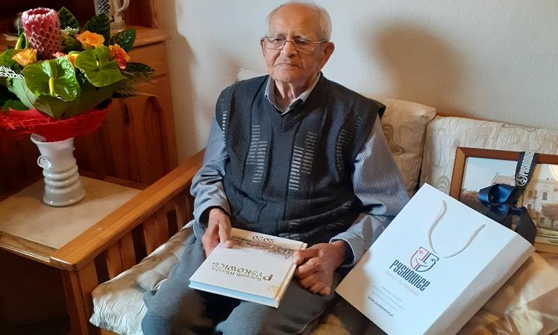 Nasz mieszkaniec skończył 102. lata!